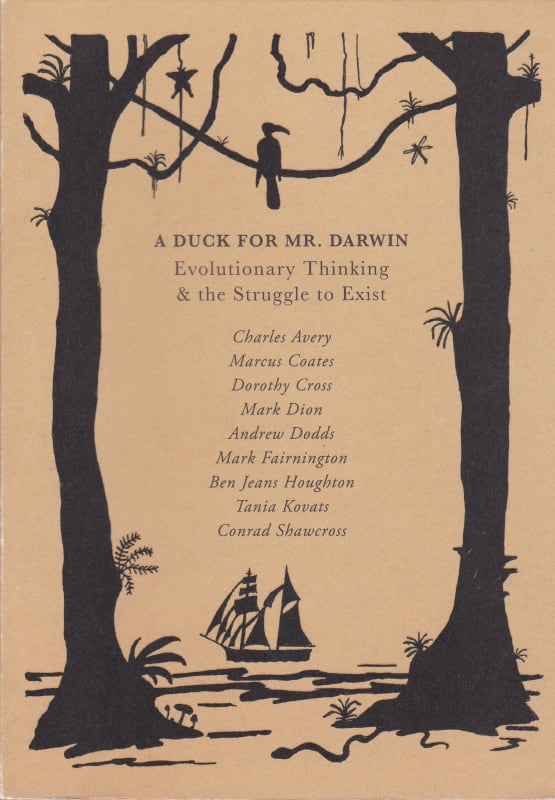 A Duck For Mr. Darwin Evolutionary Thinking & the Struggle to Exist