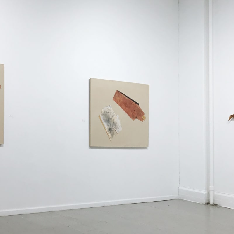 Victoria Borisova 260 West 36 Street Exhibition, Installation View