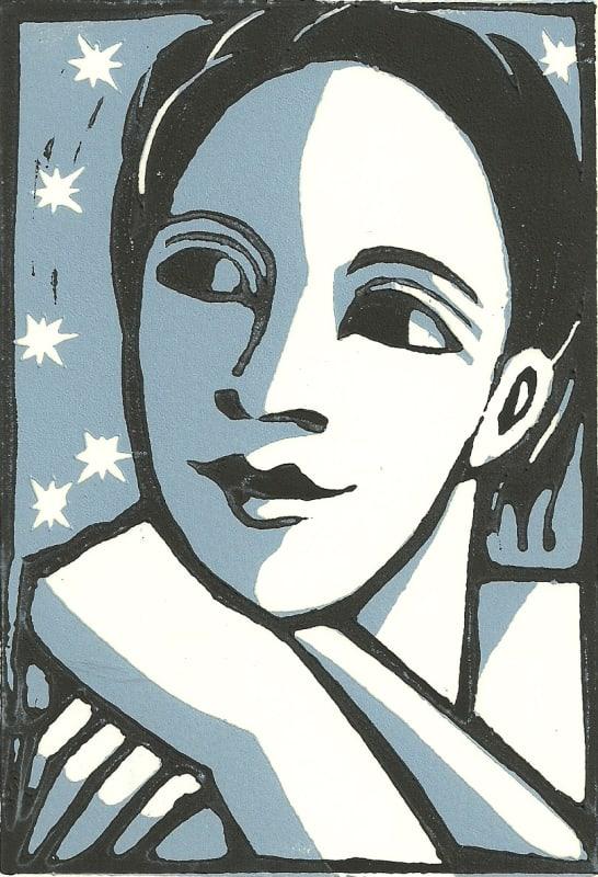 Anita Klein PPRE Hon. RWS, Winter Stars