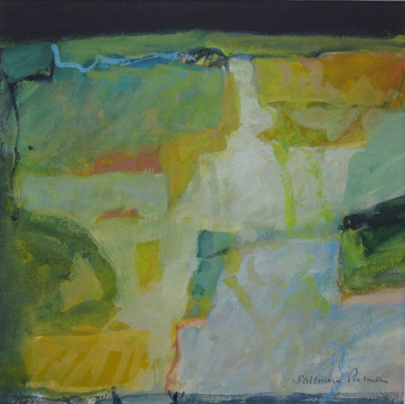 Salliann Putman RWS, Landscape Layers