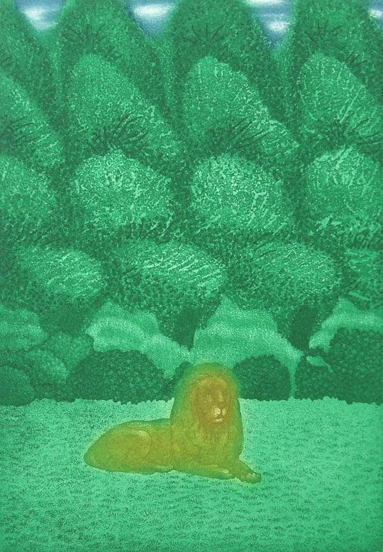Emiko Aida RE, Golden Lion