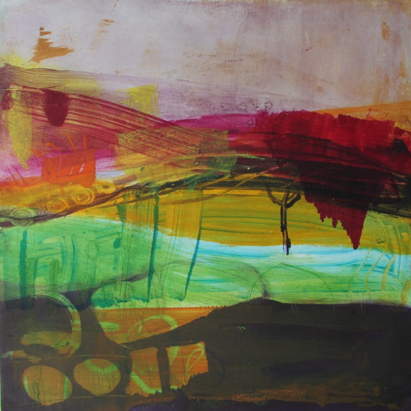 Louise Davies RE, Olive Grove