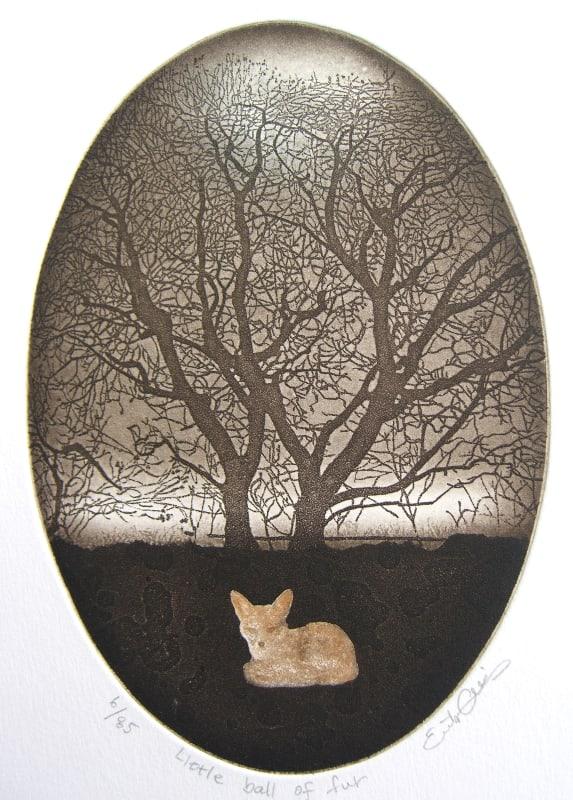 Emiko Aida RE, Little Ball of fur