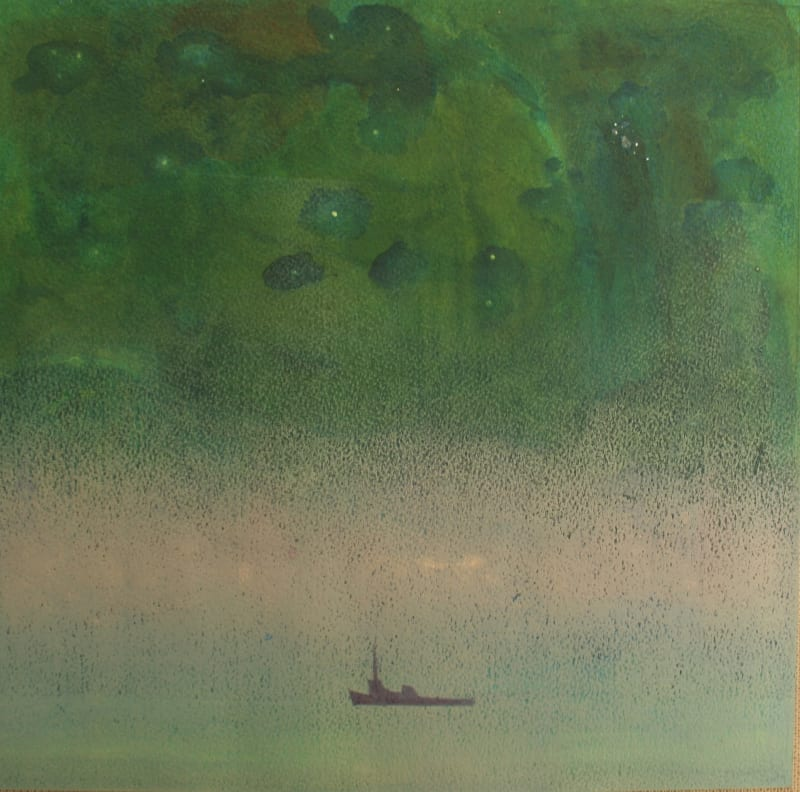 Francis Tinsley RE, Pink mist, Portishead