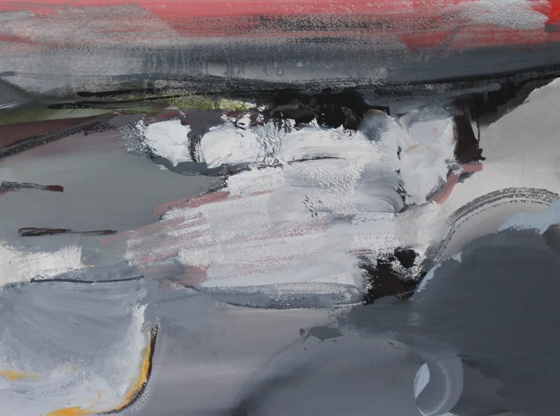 Julie D. Cooper RWS, Salty Moonlight