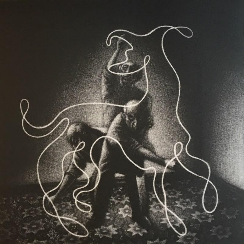 Mychael Barratt PPRE Hon. RWS, Picasso's dog II