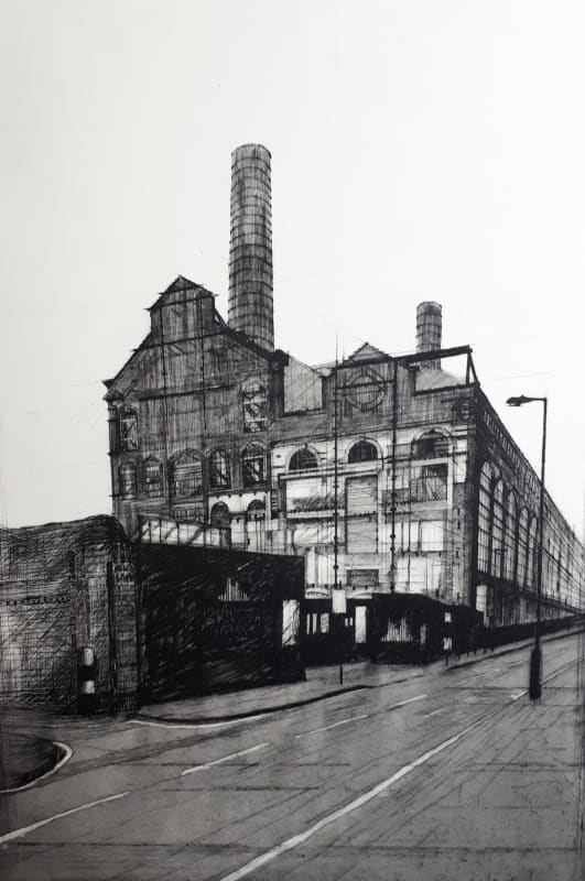 Melanie Bellis RE, Lots Road Power Station