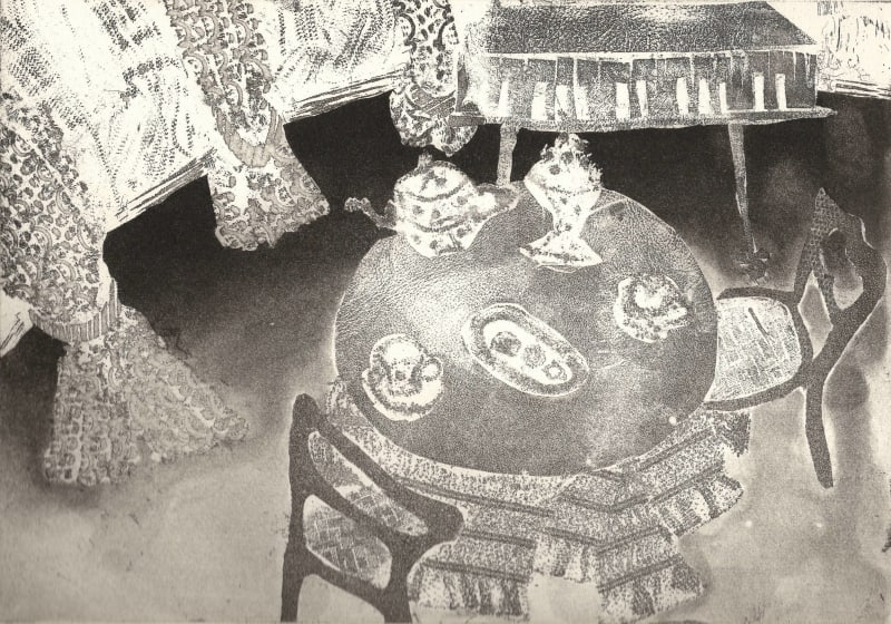 Fouzia Zafar RE, Tea Circles