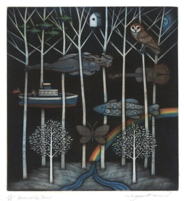 Roger Harris RE, Incredible Trees