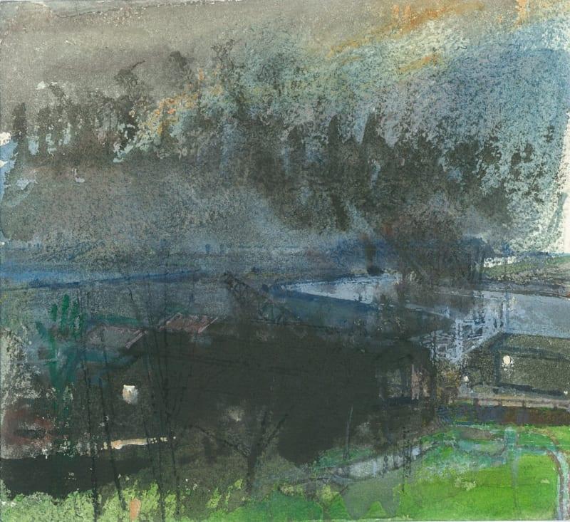Paul Newland RWS, Rother Estuary