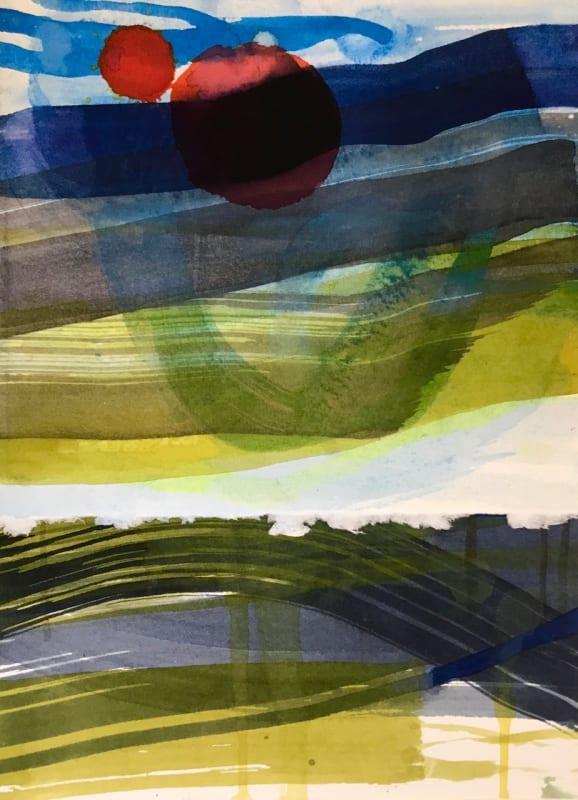 Jane Lewis RWS, Double Sun