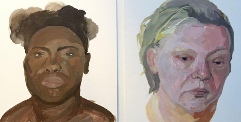 Claire Parrish ARWS, Inmates of Ohio Reformatory for Women