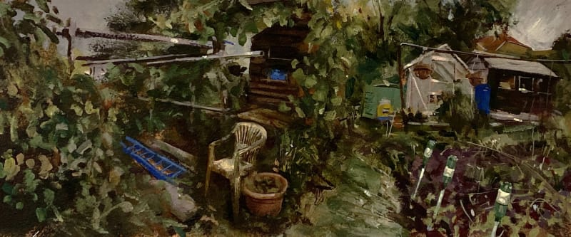 Paul Regan ARWS, Allotment III