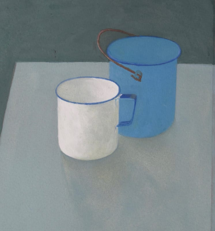 Wendy Jacob RWS, Mug and Canister