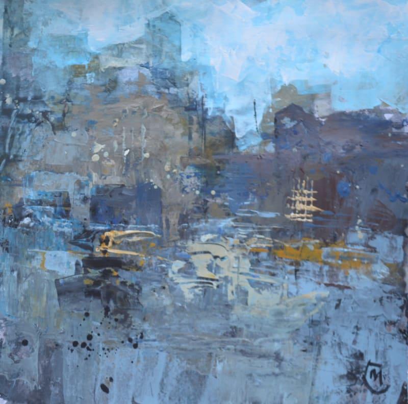Colin Merrin RWS, Composition 208