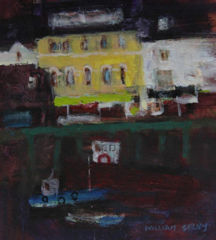 William Selby RWS, Inner Harbour, Brixham