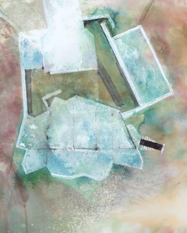 David Hamilton RWS, Coastal Bunker