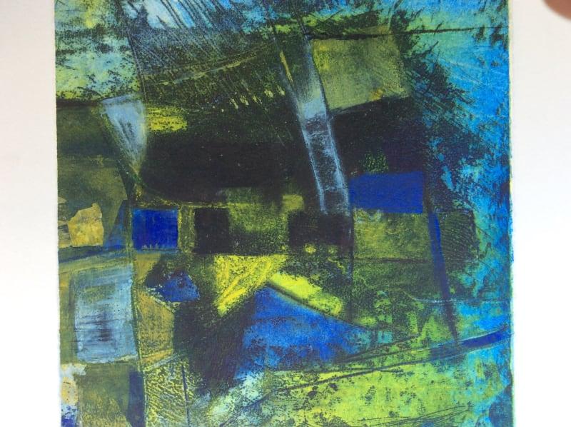 Margaret Sellars RE, Lagoon 3