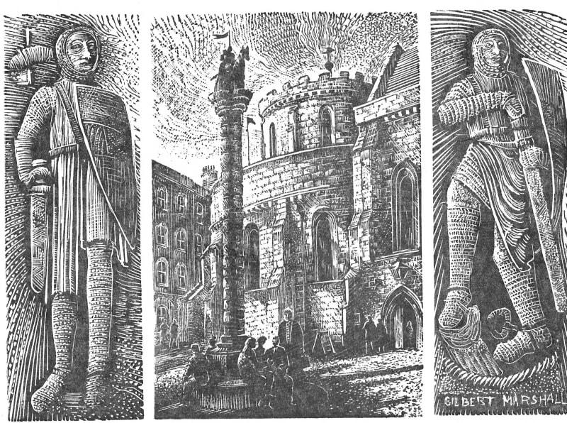 John Bryce RE, Knights Templar