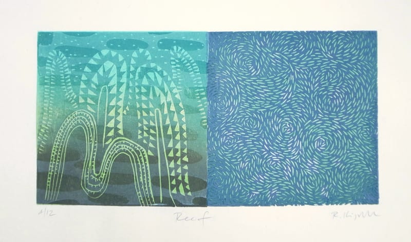 Ralph Kiggell ARE, Reef