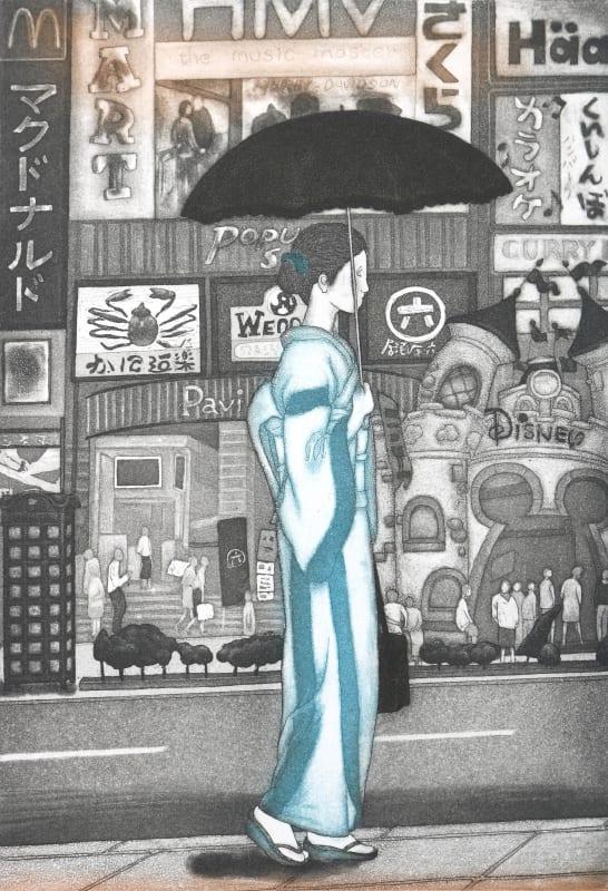 Emiko Aida RE, A Girl in Town / Tokyo Girl
