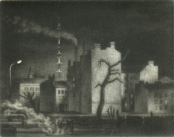 Konstantin Chmutin RE, Night