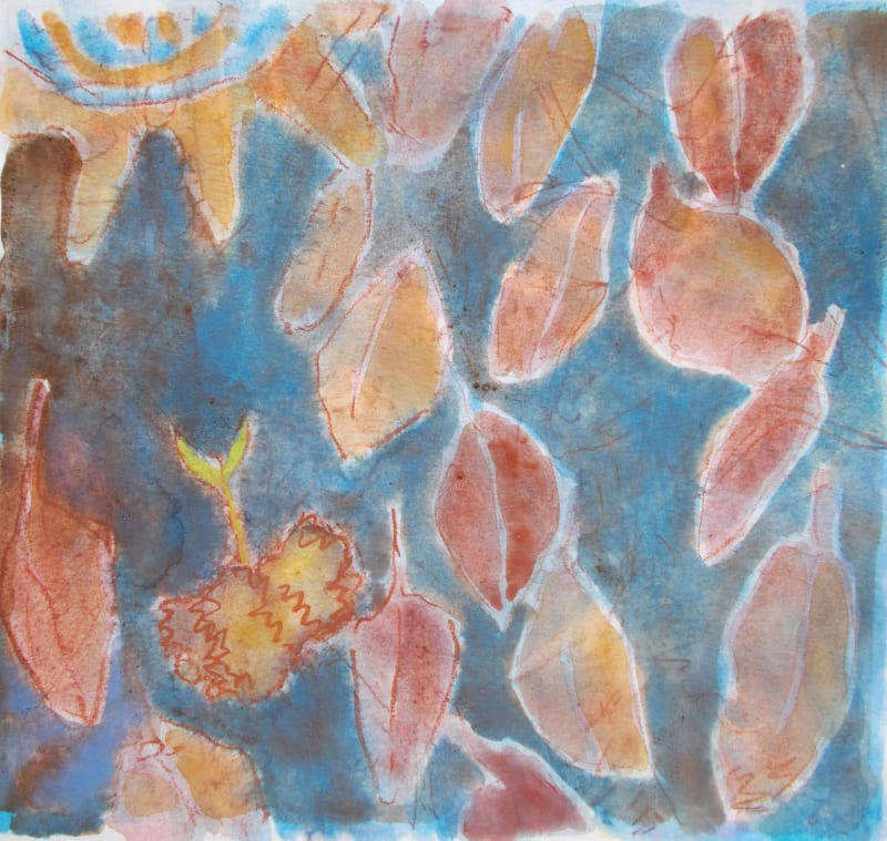 Anne Marlow RWS, New Leaves