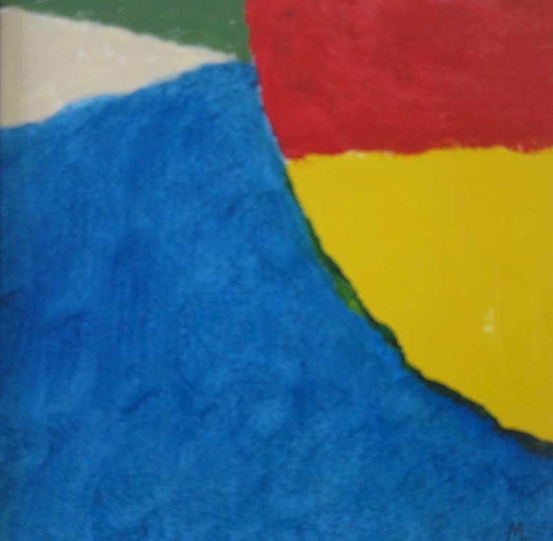 Martin Leman RWS, A Little Colour