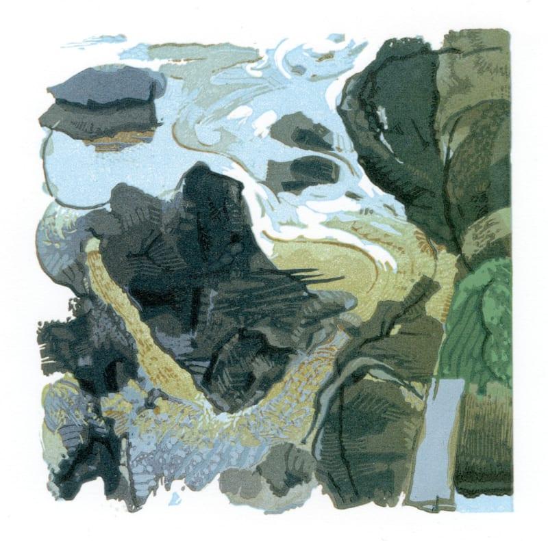Roy Willingham RE, Afon Dulas