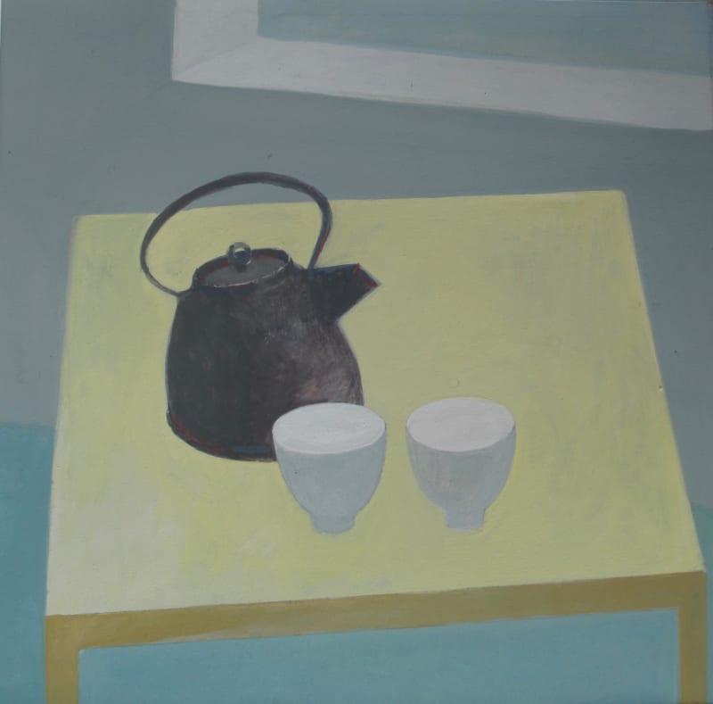 Wendy Jacob RWS, Raphael's Teapot