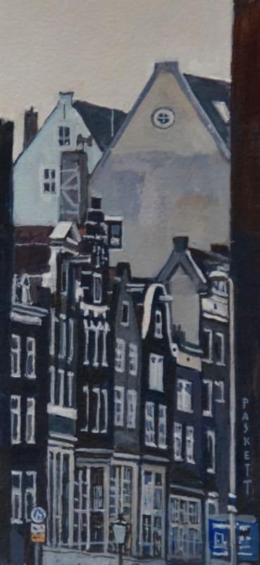 David Paskett PPRWS Hon. RE, Amsterdam Street