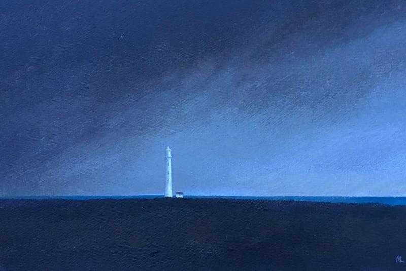 Martin Leman RWS, Stormy Weather