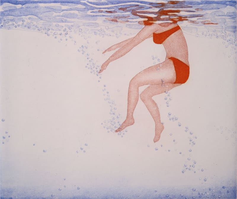 Emiko Aida RE, Swim around VII