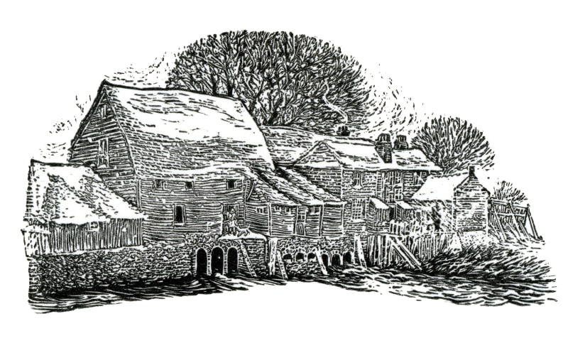 Ann Tout RE, The Old Tidal Mill