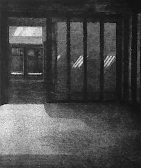 David Lintine ARE, Sunlit Gallery Kettles Yard