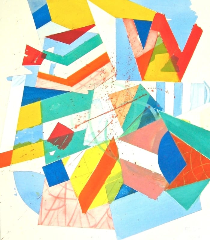 Geoffrey Pimlott RWS, Candy Colour Crush