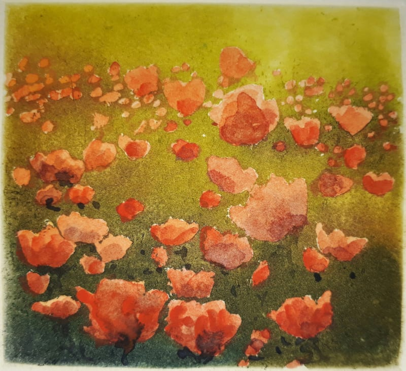 Jo Barry RE, The Blushing Print