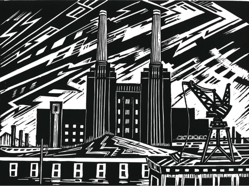 Jeremy Blighton RE, Battersea Power Station 1