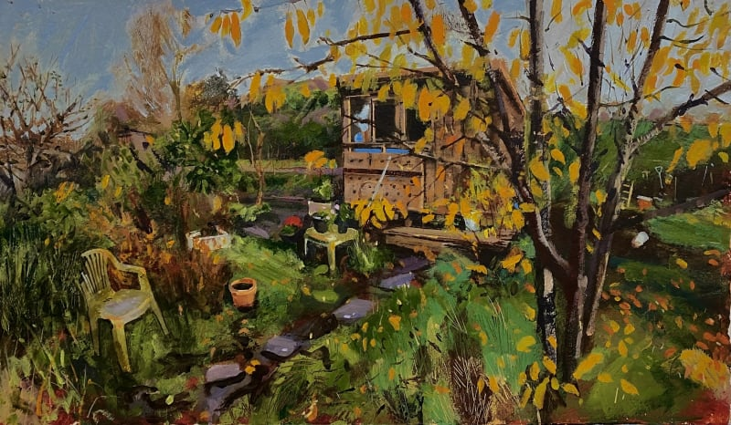 Paul Regan ARWS, Allotment VI