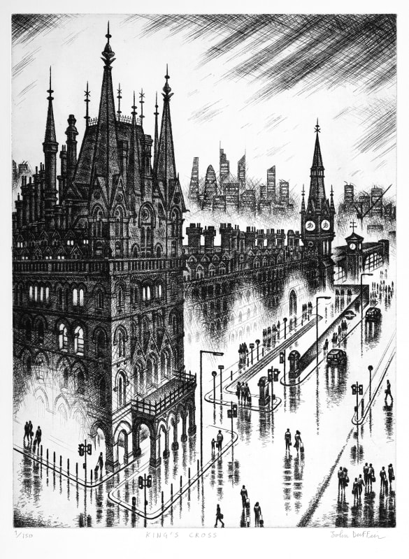 John Duffin RE, King's Cross