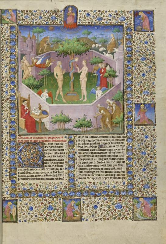Boccaccio, Des cas des nobles hommes et femmes,