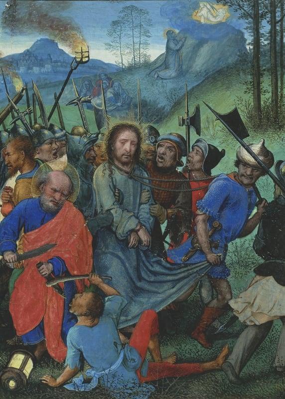 Simon Bening, Arrest of Christ