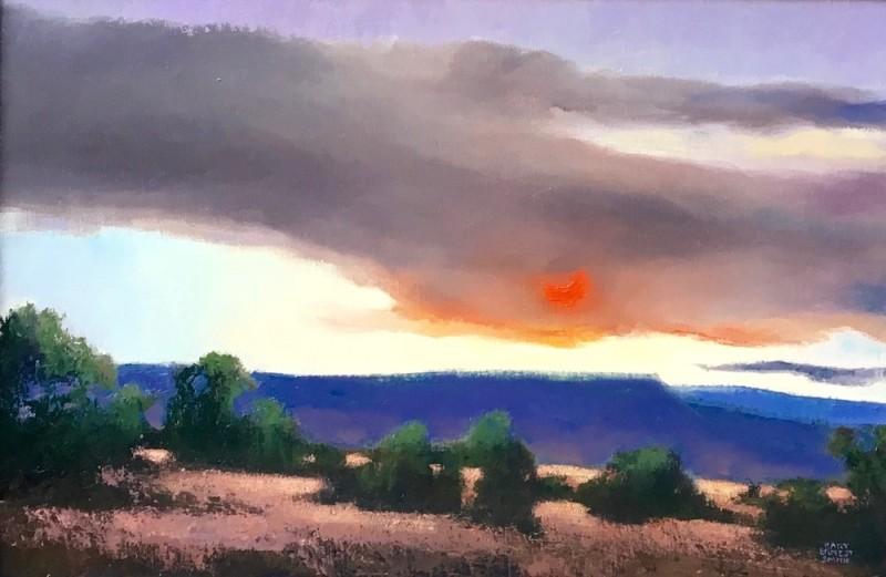 Gary Ernest Smith, Desert Sundown