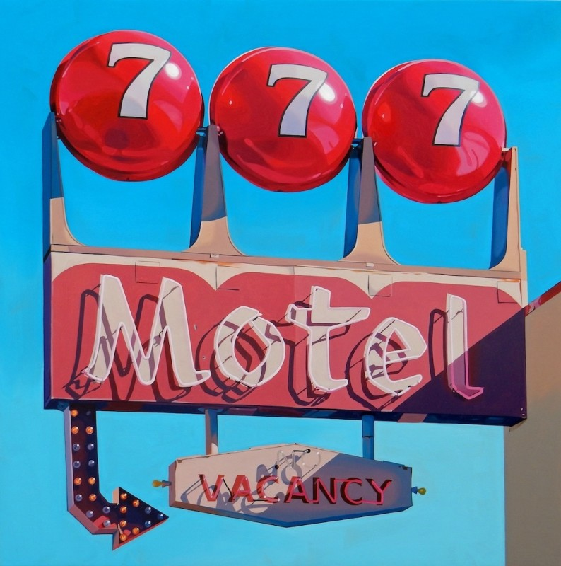 Robert Townsend, 777 Motel