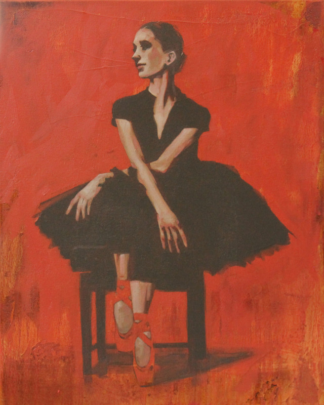 Erica Vhay, Red Shoes