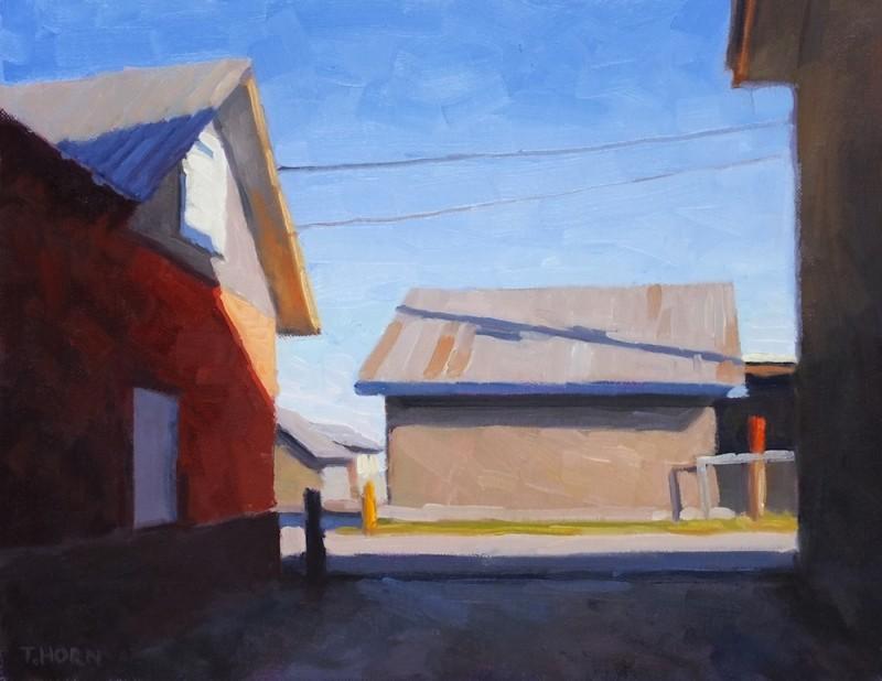 Timothy Horn, Sheltering Sky