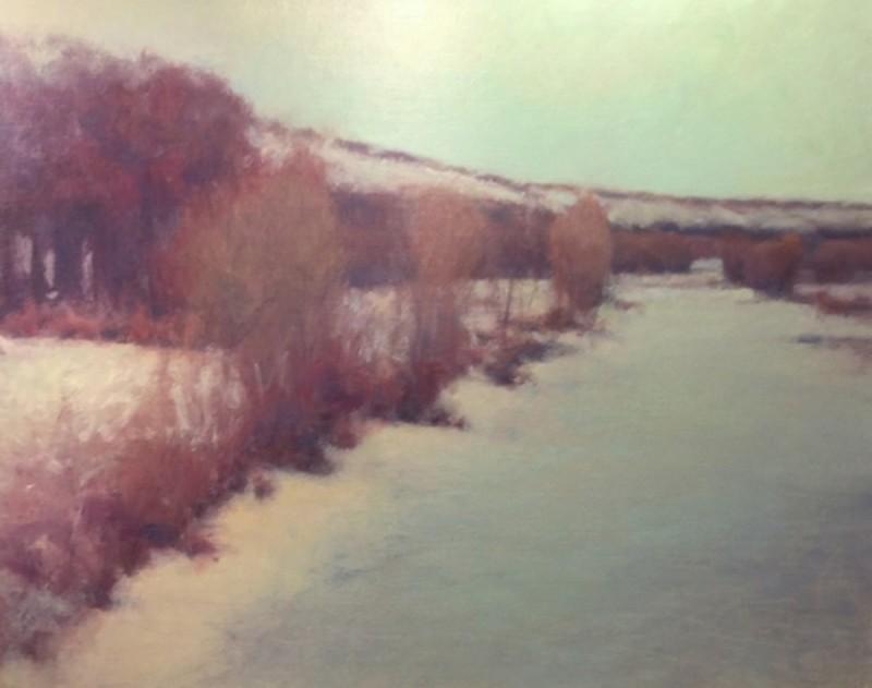 James Bason, Ghiaccio