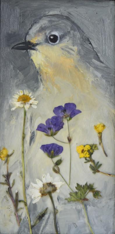 Mary Roberson, Eastern Bluebird Considered