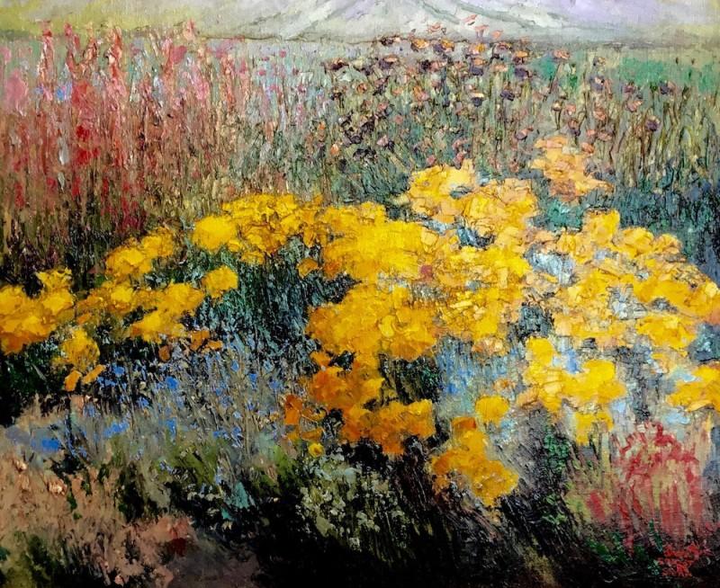 Gary Ernest Smith, Wild Flowers