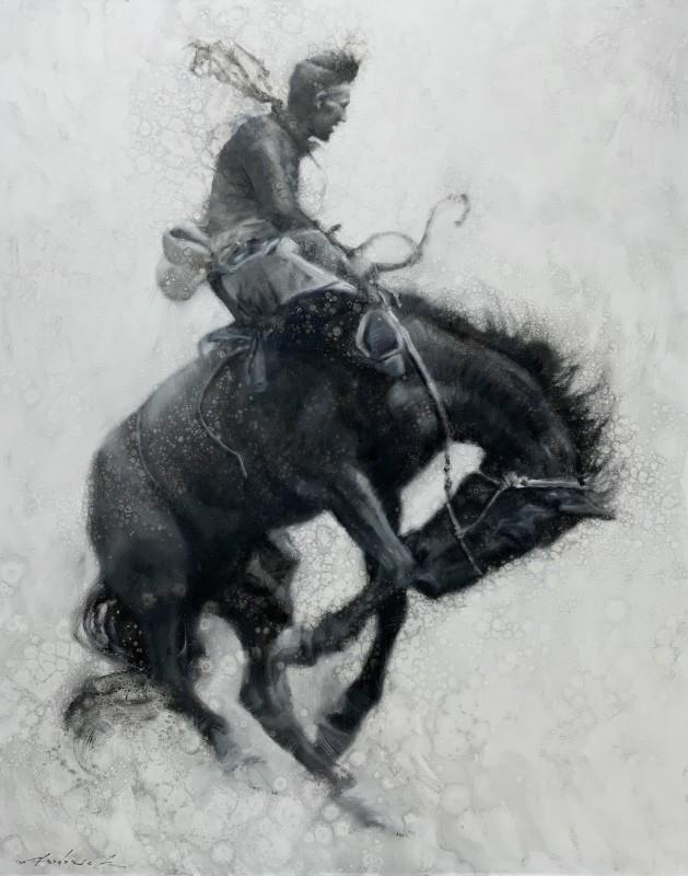 David Frederick Riley, Tex Takes a Ride